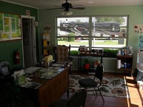 Office Interior   Picture of Cherry Blossom RV   Mobile Home Park     Cherry Blossom RV   Mobile Home Park  Office Interior