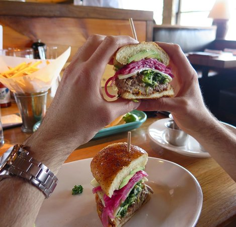 Carnitas Sandwich Picture Of RD Kitchen Yountville