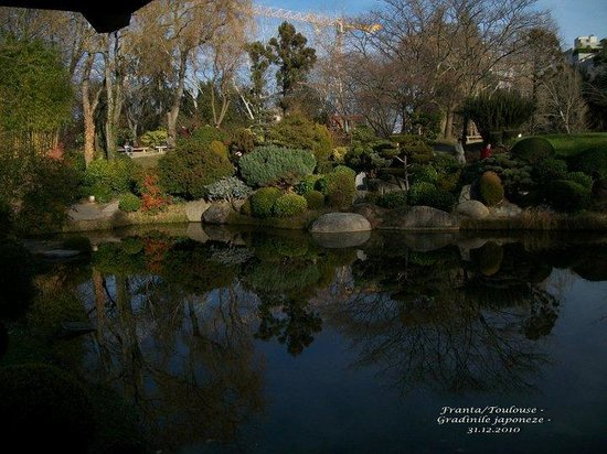 Los Jardines Japoneses Picture Of Toulouse Haute