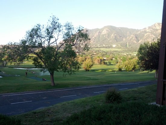 Morning view - Picture of Cheyenne Mountain Resort ...