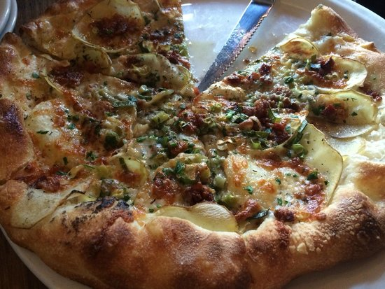 Find out the best pizza places in california as voted by pbs fans. Delish Potato Pizza Picture Of Ragazza San Francisco Tripadvisor