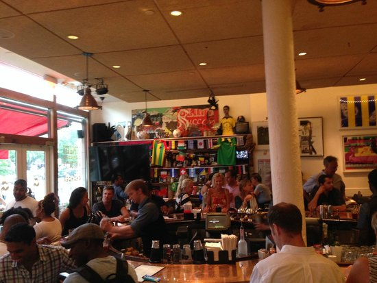 Soul Food Restaurants New York City