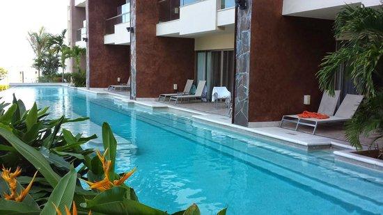 Swim Out Suite Picture Of Secrets Vallarta Bay Resort