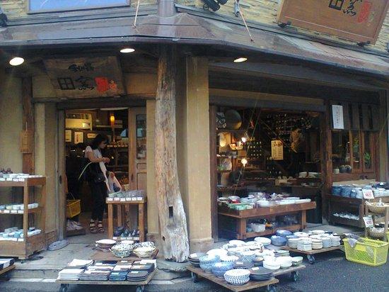 Kitchen Town Kappabashi Loza Tradicional Tokio