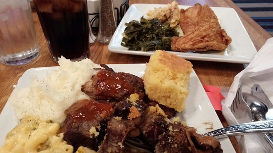 Soul Food Buffet Atlanta Ga