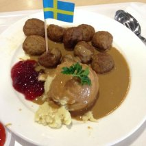 Image result for ikea meatballs