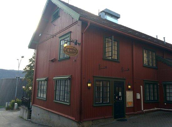 Dinner 68 Lillehammer Meny