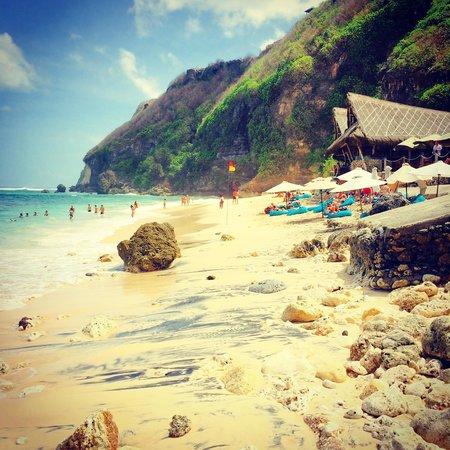 Finn´s Beach Club Uluwatu Bali - Picture of Sundays Beach ...