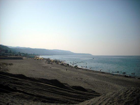 Пляж Фаро ди Капо Пероло