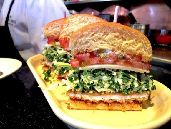 Image result for white house tavern chicken sandwich