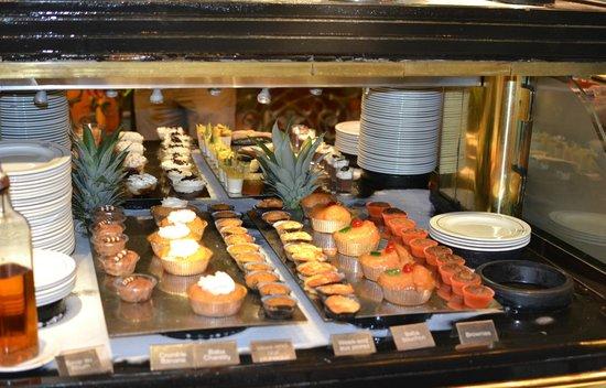 buffet dessert photo de les grands