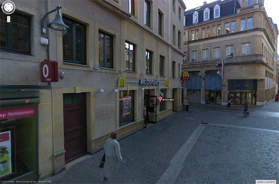 McDonalds Metz 1 3 Rue Du Palais Restaurant Avis