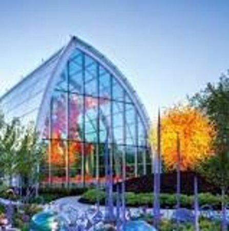 Located right next to the seattle space needle (literally, you can't miss it), this museum offers indoor exhibits, outdoor. Chihuly Garden And Glass In Seattle Wa Foto Museum Chihuly Garden Seattle Tripadvisor