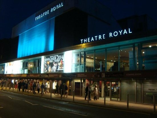Kemp's Restaurant - Picture of Norwich Theatre Royal ...