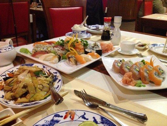 Fine Dining Asian Restaurants