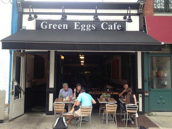 green eggs cafe philadelphia # 1