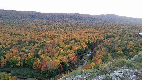 Picture Of Porcupine Mountains