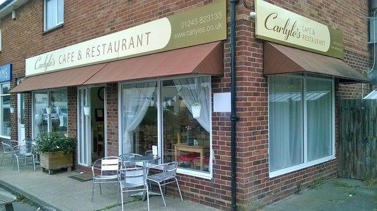 Restaurant Cafe Susse Sunde Buxtehude