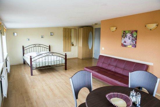 Amber Apartments Luxus Studio Type Apartment