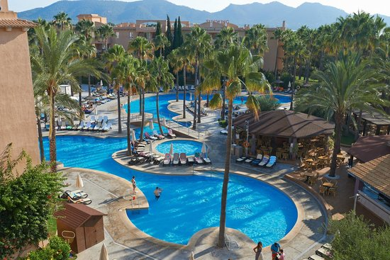 Protur Bonaire Aparthotel Updated 2019 Prices Hotel Reviews Cala Bona Majorca Tripadvisor