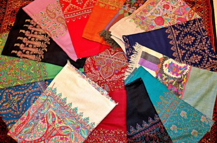 Image result for carpets & pashmina by atsar