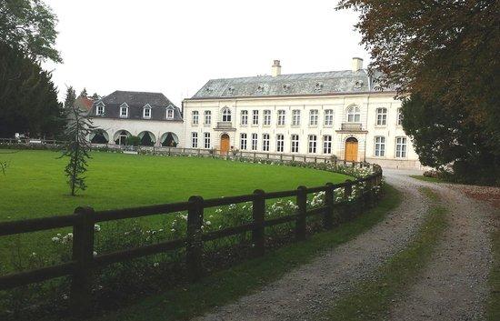 Chateau de Cocove entrance - Picture of Le Chateau de ...