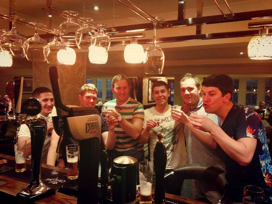 Image result for The Perfect Boys Night Out
