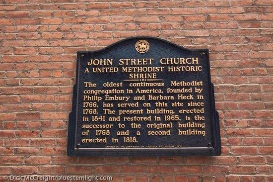 John Street sanctuary - Picture of John Street United ...