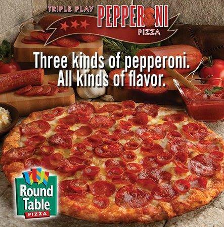 Round Table Pizza Tulare Ca Brokeasshome Com