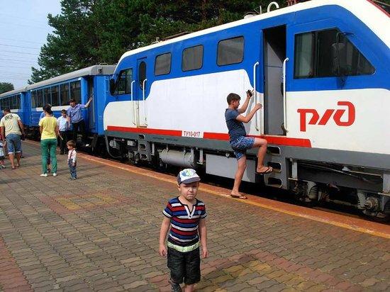Поезд Детский Картинки