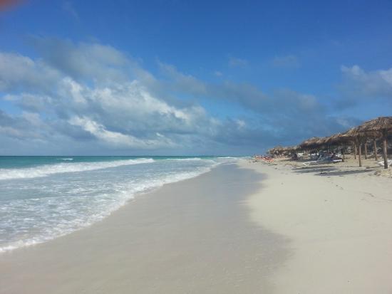 Sandy Beach Photo De Valentin Perla Blanca Cayo Santa