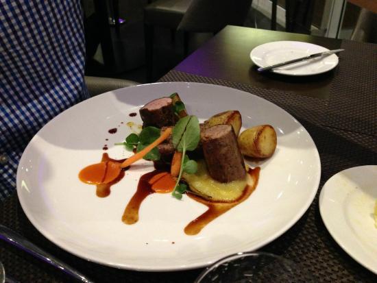 Choc Mouse Picture Of Sunborn Sky Restaurant Gibraltar TripAdvisor