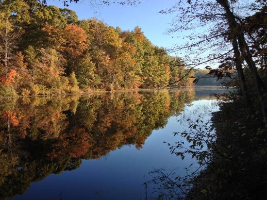 Picture Of Burke Lake Park, Fairfax Station