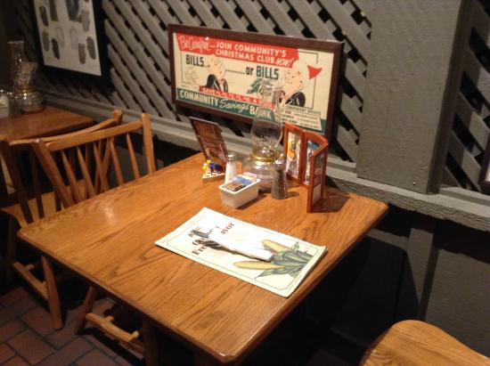 cracker barrel port huron tripadvisor