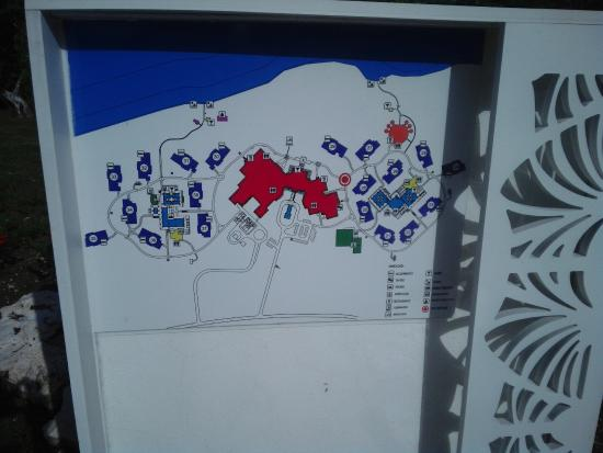 Map Picture Of Valentin Perla Blanca Cayo Santa Maria
