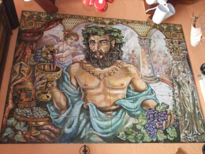 dionisio-deus-grego-do Conheça a Verdadeira História do Natal