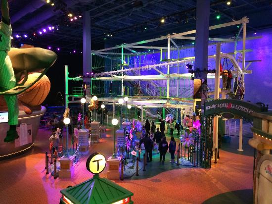 Beanstalk Adventure Ropes Course Reading All You Need To Know Before You Go With Photos