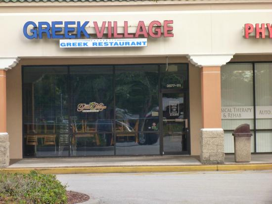 Seminole Fl Greek Restaurant Village