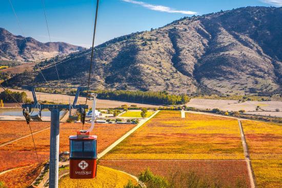 Resultado de imagen de ruta del vino colchagua