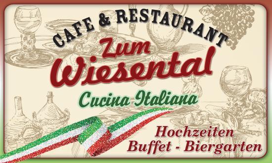 Restaurant Cafe Zum Wiesental Bochum Bochum