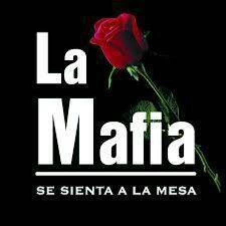 Resultado de imagen de la mafia se sienta a la mesa