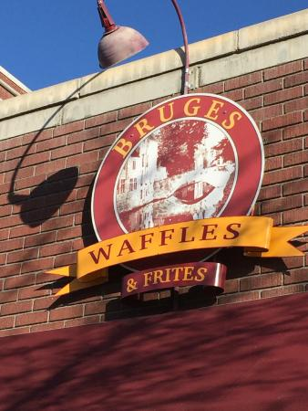 Image result for bruges waffles and frites