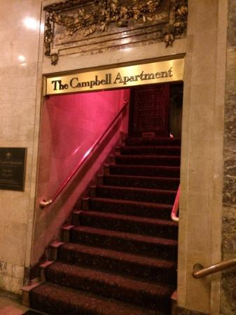 Munil Art Society Tours Entrance To The Campbell Apartment