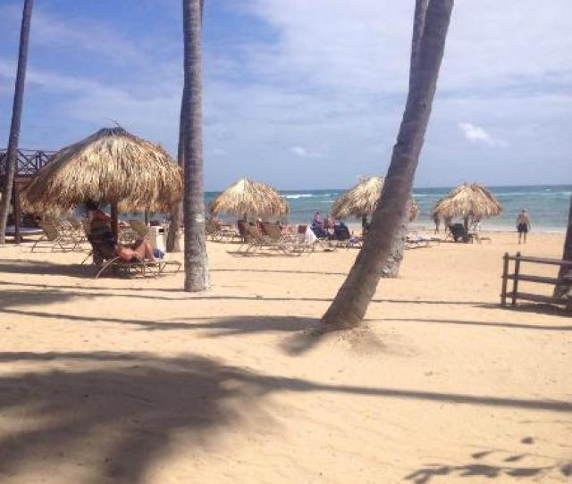 Breathless Punta Cana Resort Spa Amazing Beaches Take Notice Lots Of Topless Here