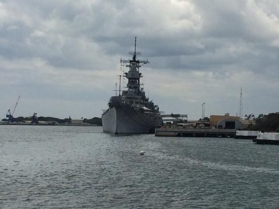 Flag - Picture of Battleship Missouri Memorial, Honolulu ...