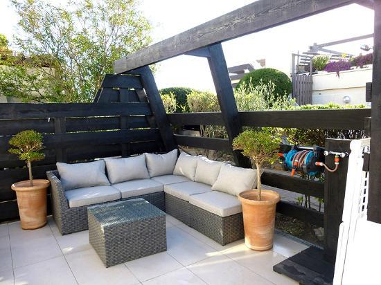 le salon de jardin villa 106 port nature