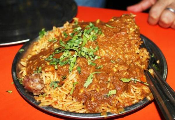 Chicken Biryani 1 - Picture of Anand Restaurant, New Delhi - Tripadvisor