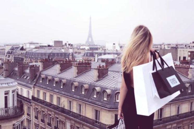 LUX by LuxBox Case paris-shopping-tour Take A Trip!
