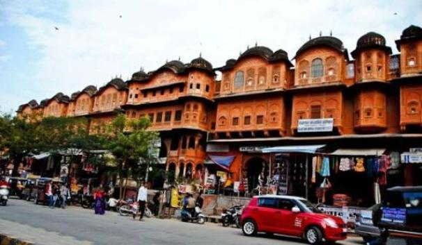Johari bazzar Jaipur