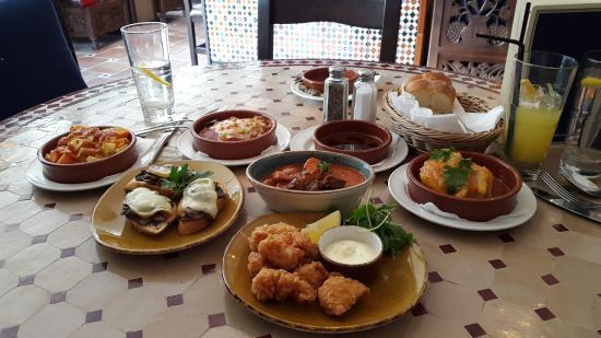 Tapas Restaurant Union Street Aberdeen